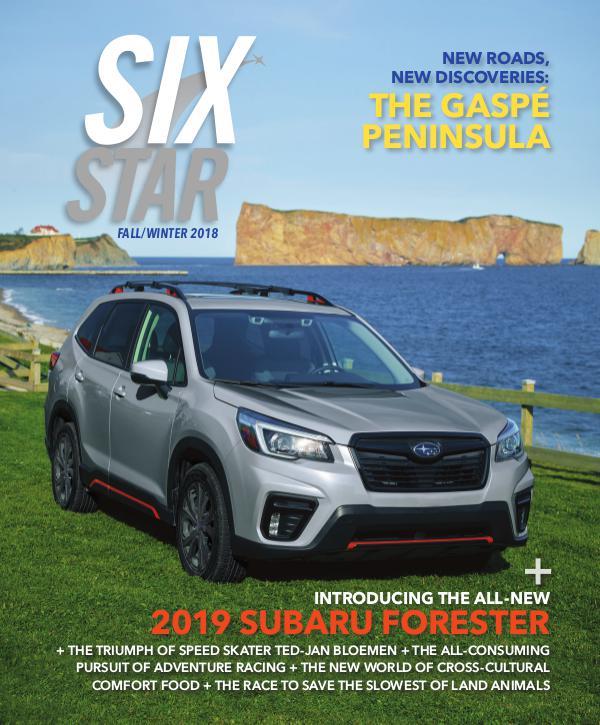 Six Star Magazine Six Star Magazine Fall 2018