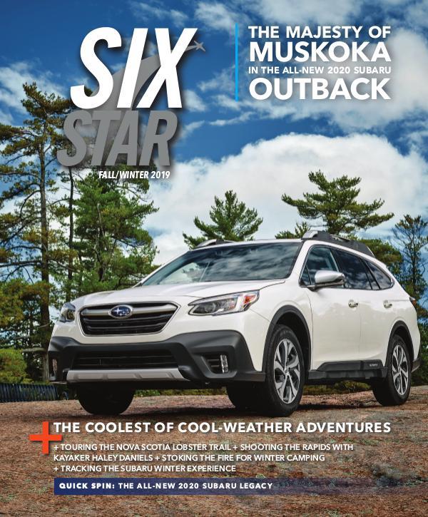 Six Star Magazine Six Star Magazine Fall/Winter 2019