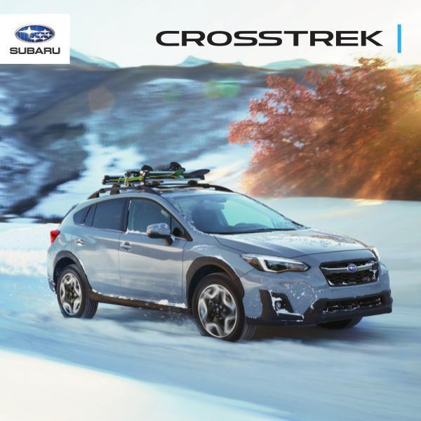 Subaru Crosstrek Brochures 2020 Crosstrek Brochure
