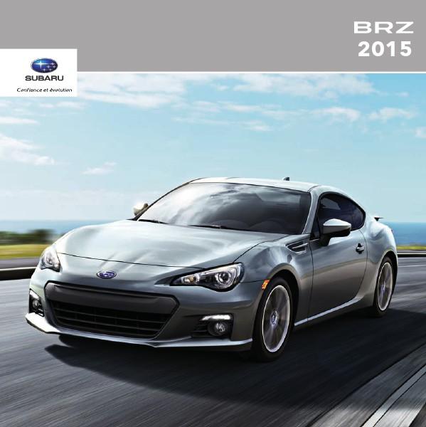 Brochure BRZ 2015