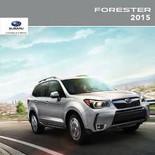 Subaru Forester Brochures