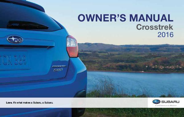 Subaru xv 2. 0l 2011-17 *complete* workshop service repair manual.