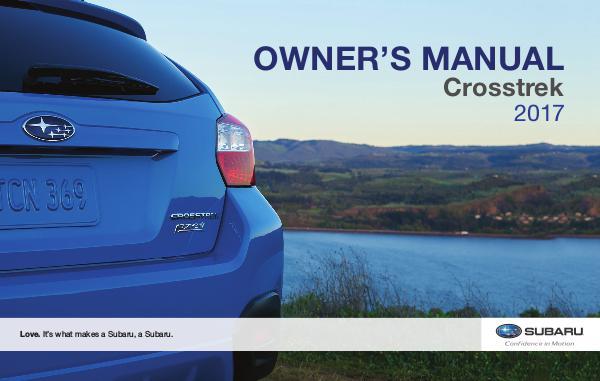 Subaru 2013 2014 xv crosstrek factory service repair fsm manual +.