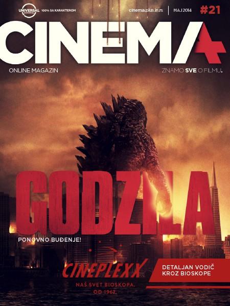 Cinema+ Broj 21