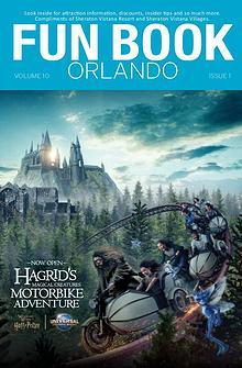 Sheraton Vistana Orlando Fun Book
