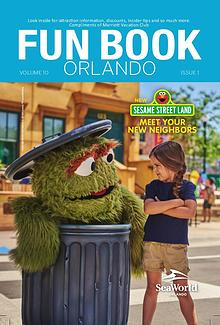 Marriott Vacation Club Fun Book