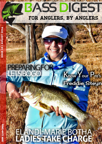 Bass Digest August 2014 Issue 10
