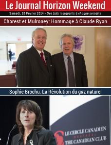 Horizon Weekend Montréal 15 Février 2014