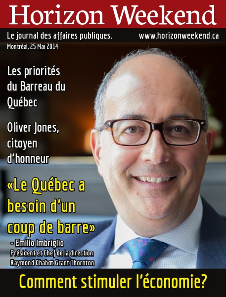 Horizon Weekend Montréal 25 Mai 2014