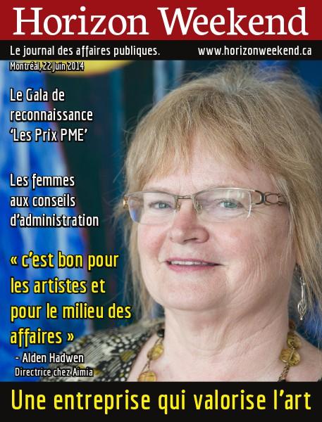 Horizon Weekend Montréal 22 Juin 2014