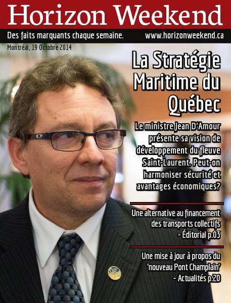 Horizon Weekend Montréal 19 Octobre 2014