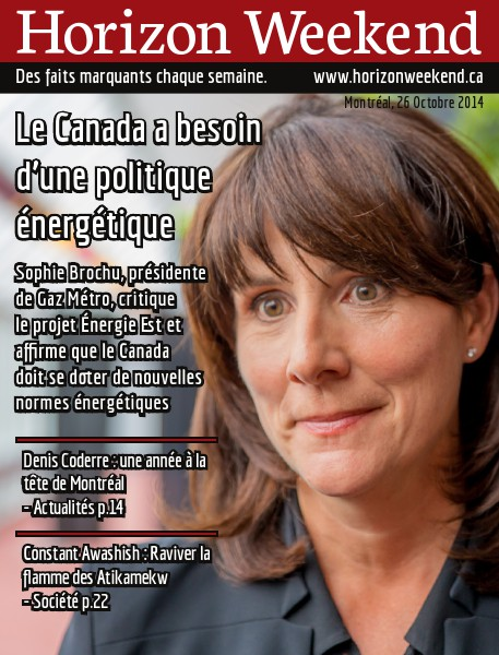 Horizon Weekend Montréal 26 Octobre 2014