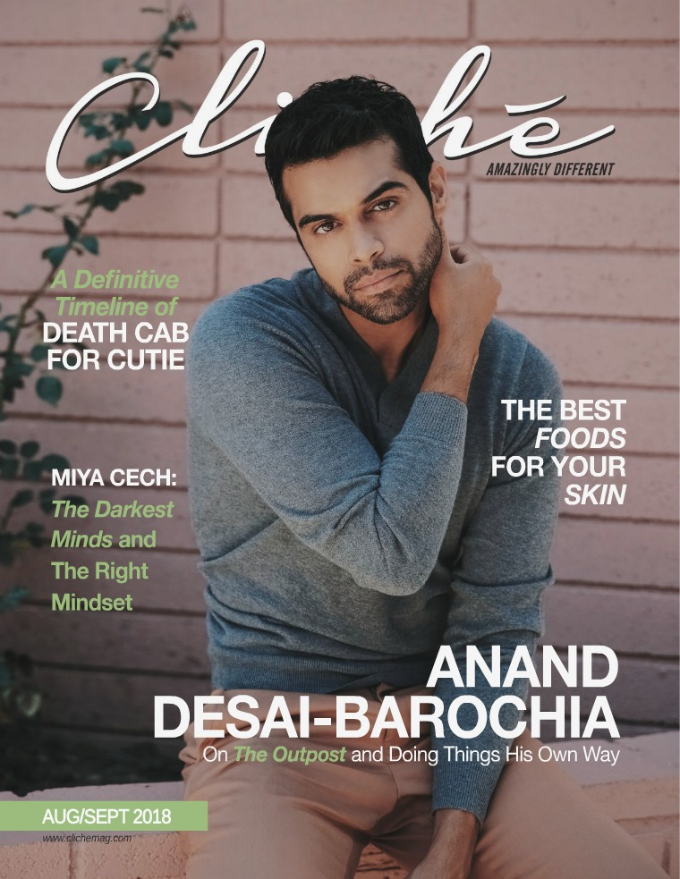 Cliche Magazine Aug/Sept 2018