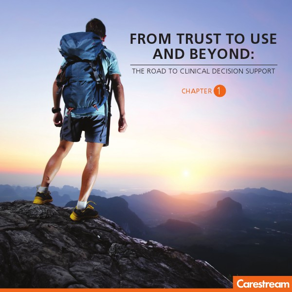 From Trust to Use and Beyond: Chapter One