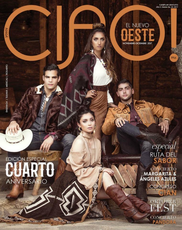 El Nuevo Oeste | Noviembre-Diciembre 2017