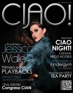 Revista CIAO! Fur Your Season | Enero-Febrero 2014