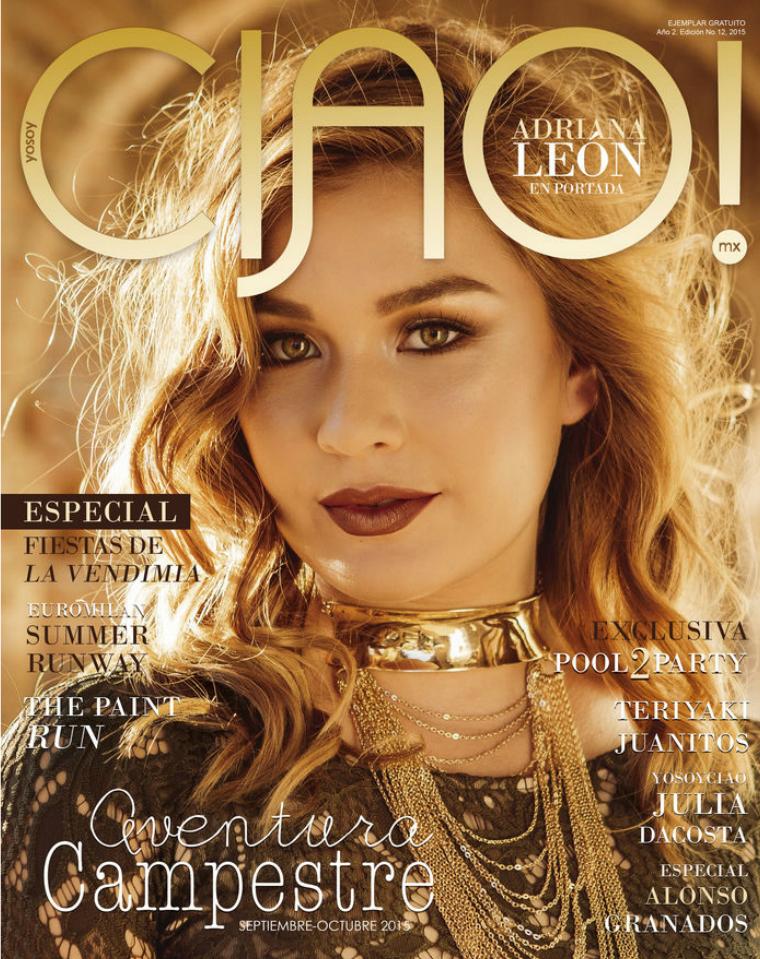 Revista CIAO! Aventura Campestre | Septiembre-Octubre 2015