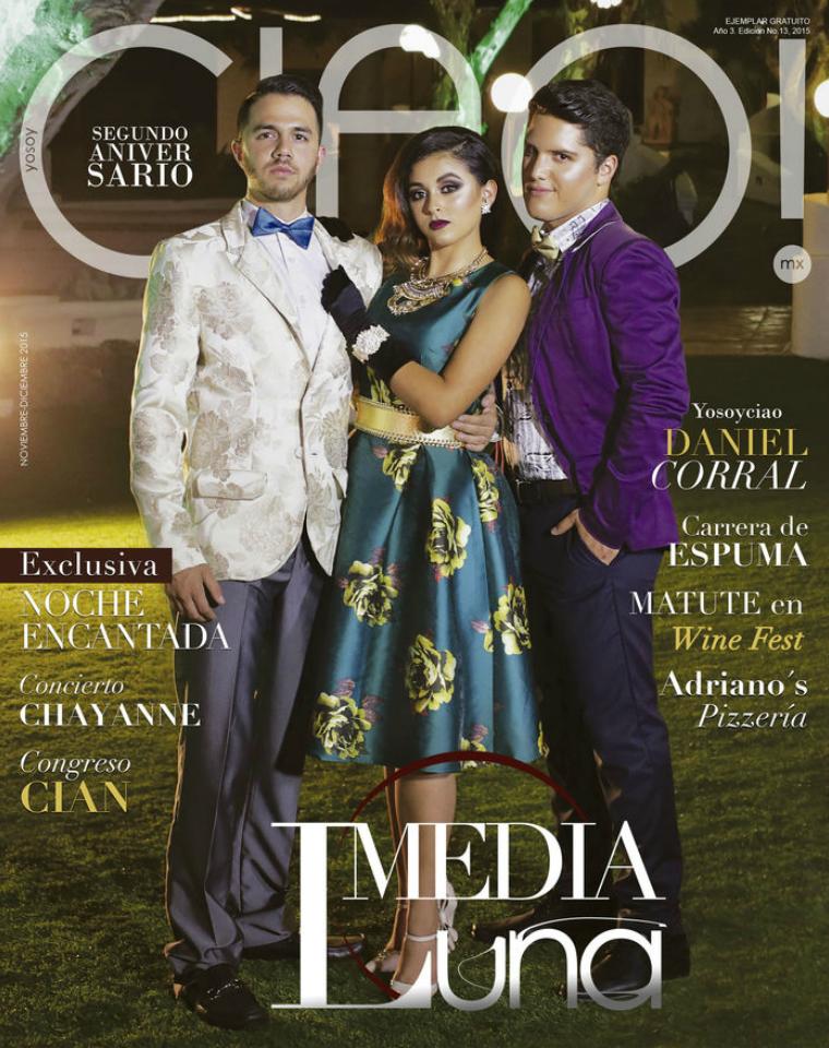 Revista CIAO! Media Luna | Noviembre-Diciembre 2015