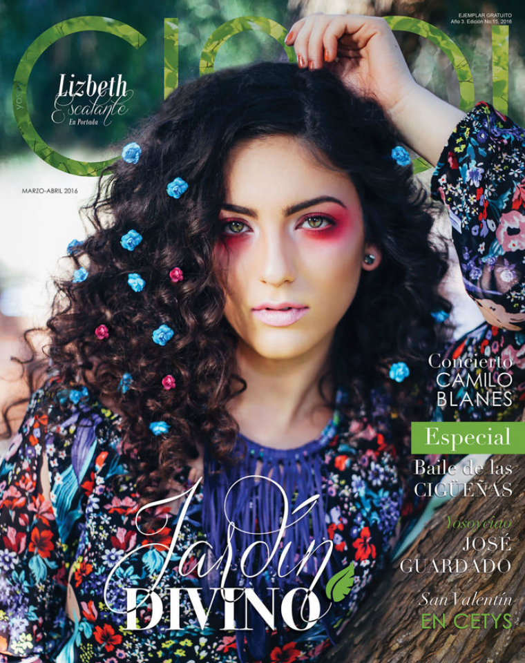 Revista CIAO! Jardín Divino | Marzo-Abril 2016