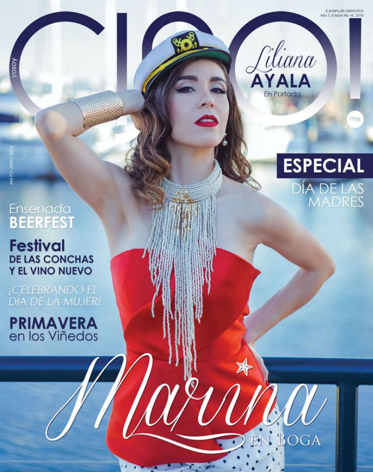 Marina en Boga | Mayo-Junio 2016