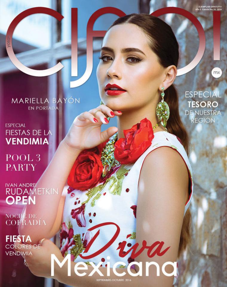 Revista CIAO! Diva Mexicana | Septiembre-Octubre 2016
