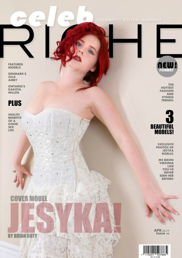 Riche Magazine Issue#34 APR.22.2017