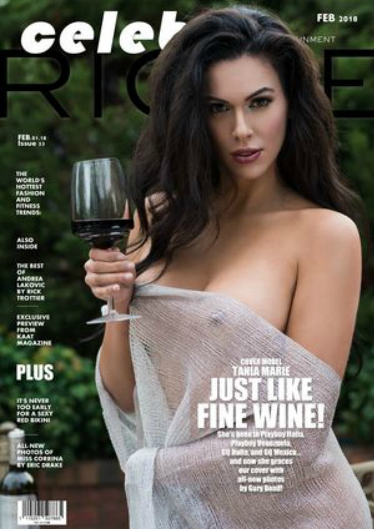 Riche Magazine Issue#53 FEB.01.2018