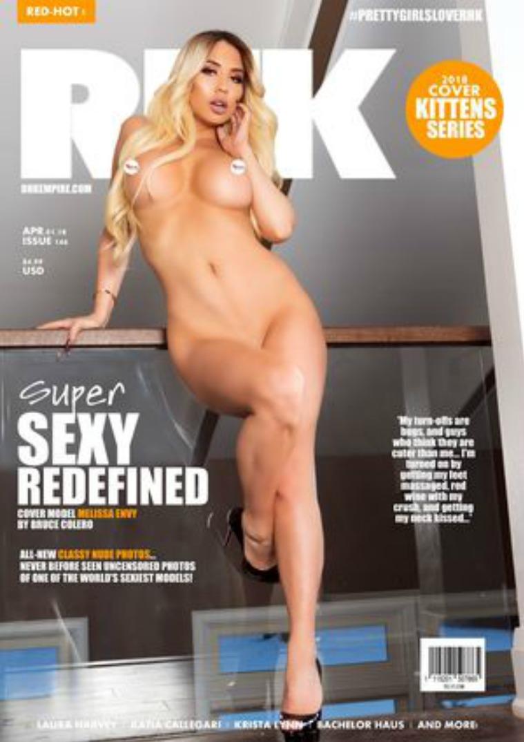 RHK Magazine Issue#146 APR.01.2018