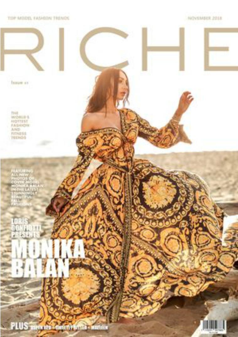 Riche Magazine Issue#65 NOV.15.2018