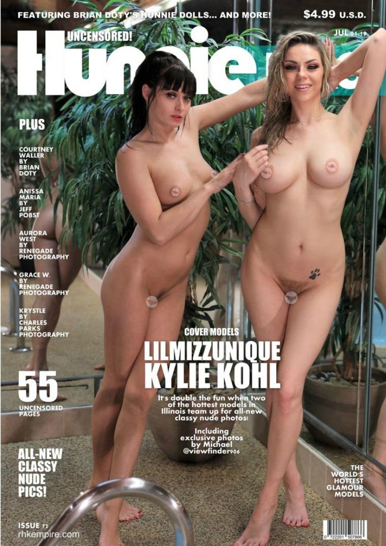 Hunnie Magazine Issue#72 JUL.01.2019