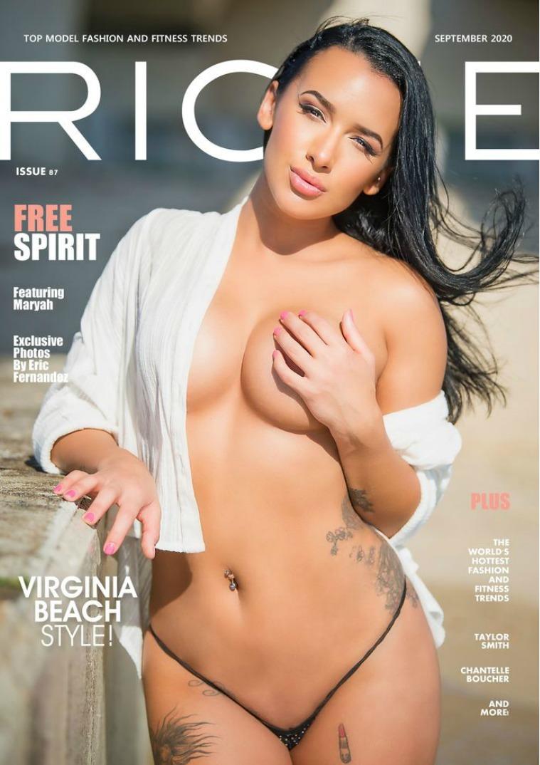 Riche Magazine Issue#87 September 2020