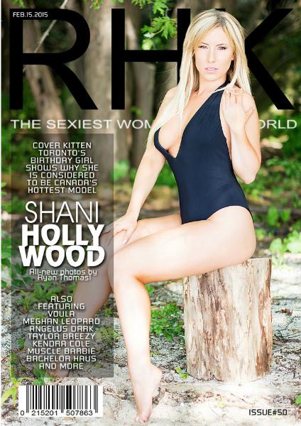 RHK Magazine Issue#50 FEB.15.2015
