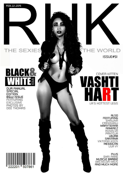 RHK Magazine Issue#51 FEB.22.2015