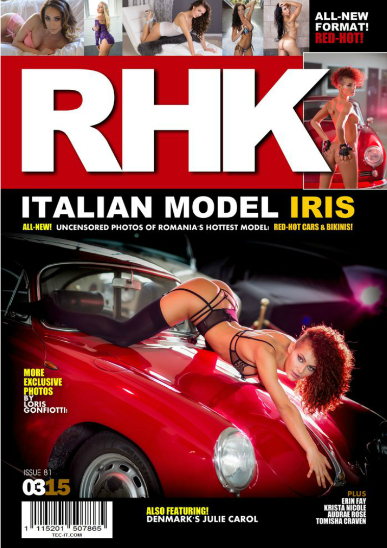 RHK Magazine Issue#81 MAR.15.2016