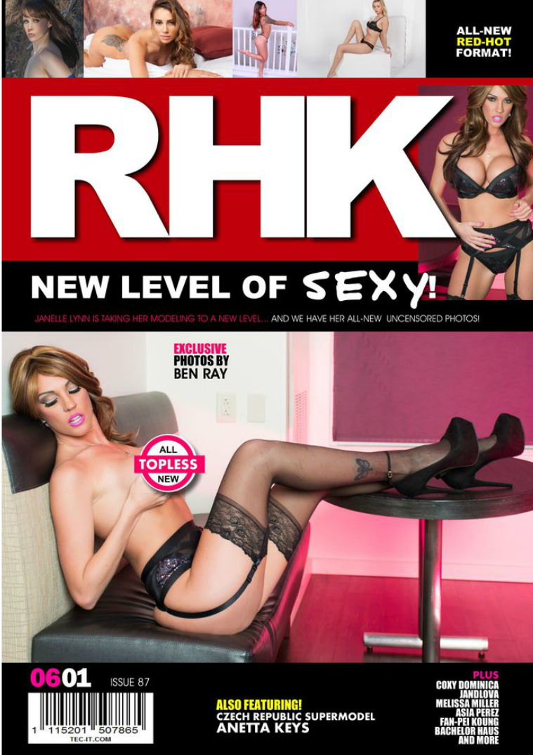 RHK Magazine Issue#87 JUN.01.2016