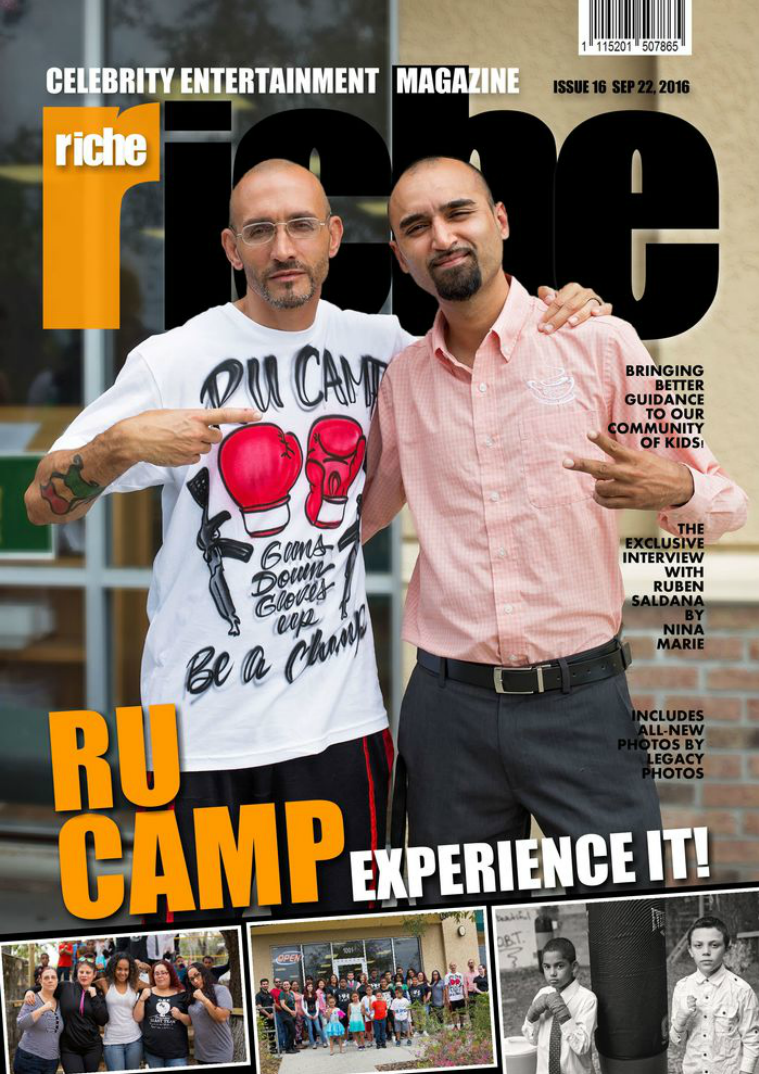 Riche Magazine SPECIAL EDITION SEP.22.2016