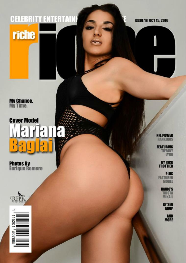 Riche Magazine Issue#18 OCT.15.2016