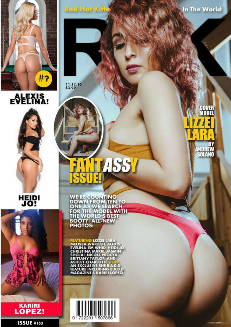 RHK Magazine Issue#103 NOV.22.2016