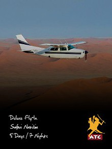 Deluxe Fly-In Safari - Namibia