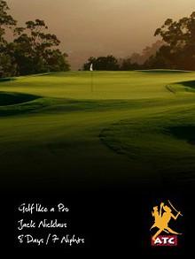 Golf Like a Pro: Jack Nicklaus