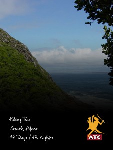 Hiking Tour South Africa Version 1