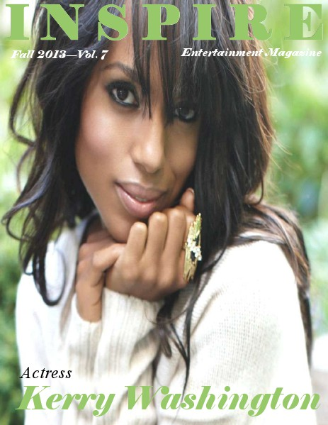 Inspire Entertainment Magazine Fall 2013