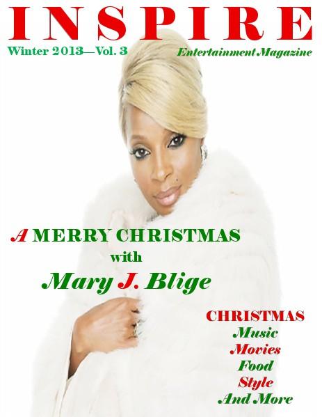 Inspire Entertainment Magazine Winter 2013 Vol. 3