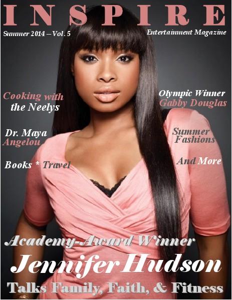 Inspire Entertainment Magazine Summer 2014 - Vol. 5