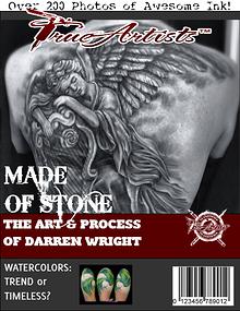 TrueArtists Tattoo Magazine