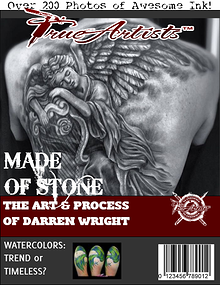 TrueArtists Tattoo Magazine