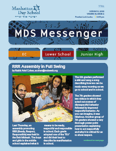 MDS Messenger Volume 13, Issue 2