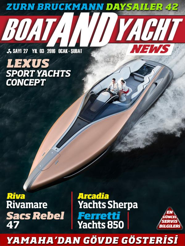 Boat and Yacht News 2017/1
