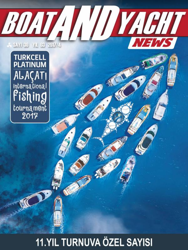 Boat and Yacht News 2017/4