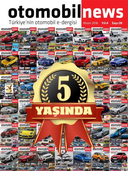Otomobil News Nisan 2016
